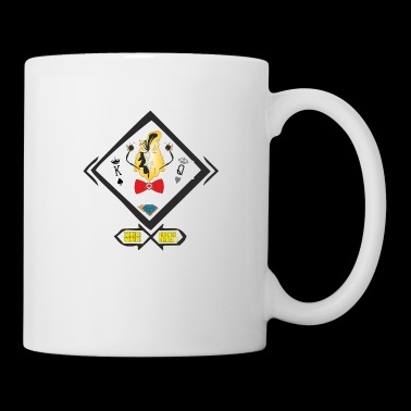 Winner Winner Chicken DInner Design als Geschenk - Tasse