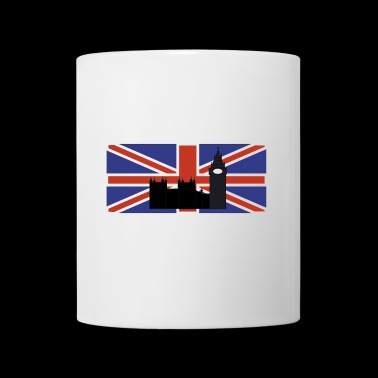 UNION JACK AND BIG BEN - Mug