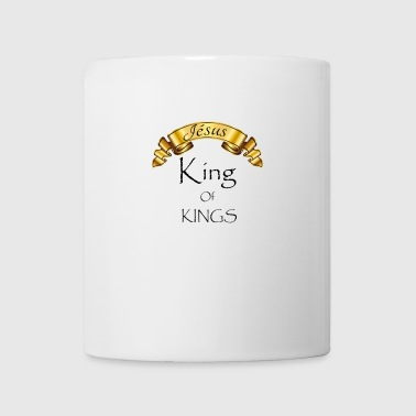 Jesus King of Kings - Mugg