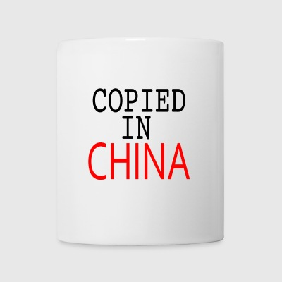 Copied in China - Mug