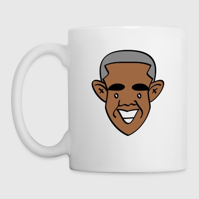 Merci, Obama! - Tasse