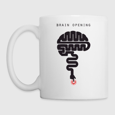T-shirt-brain_file_stampa - Mug