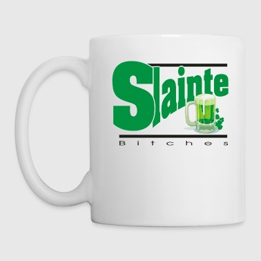 Irish Slainte - Tasse