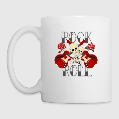 Rock'n roll - Tasse