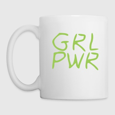 Girl Power - Mugg