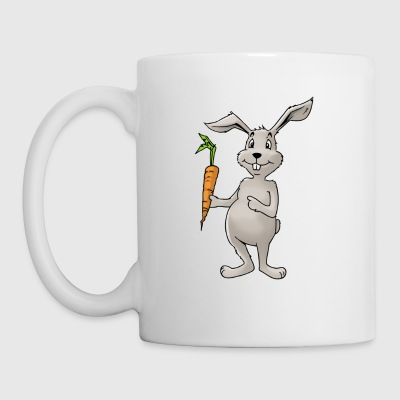 Lapin lapin carotte Rongeur Lièvre Rongeur Hamster - Tasse