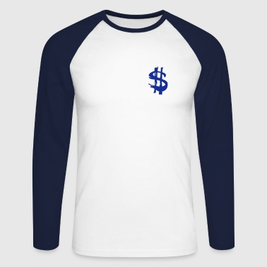 dollar - T-shirt baseball manches longues Homme