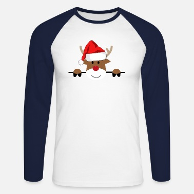Rudolph Rudolph - T-shirt baseball manches longues Homme