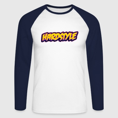 Hardstyle / Rave / Jumpstyle - T-shirt baseball manches longues Homme