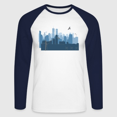 Urban urban - Men's Long Sleeve Baseball T-Shirt