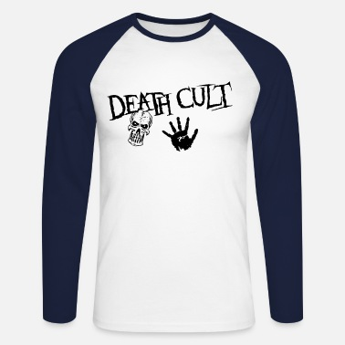 Cult Dead cult - Men's Longsleeve Baseball T-Shirt
