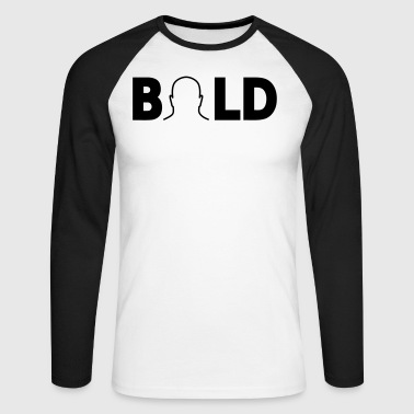 BOLD - Men's Long Sleeve Baseball T-Shirt