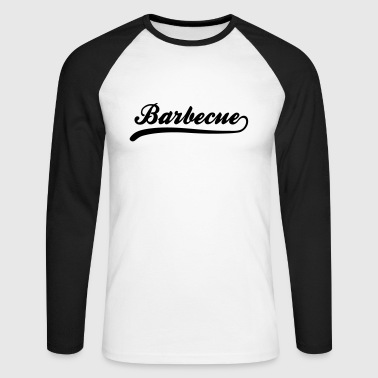 Barbecue  - T-shirt baseball manches longues Homme