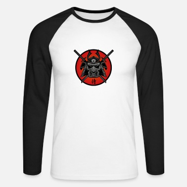 Samurai Samurai - Men's Long Sleeve Baseball T-Shirt
