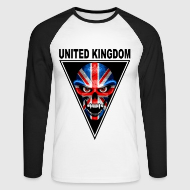 united kingdom - T-shirt baseball manches longues Homme