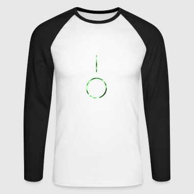 Off ON OFF / ON OFF - Men's Long Sleeve Baseball T-Shirt
