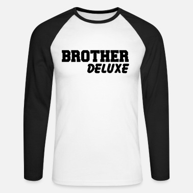 Deluxe Brother Deluxe - T-shirt baseball manches longues Homme