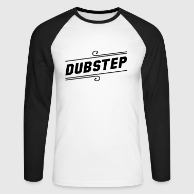Dubstep - T-shirt baseball manches longues Homme