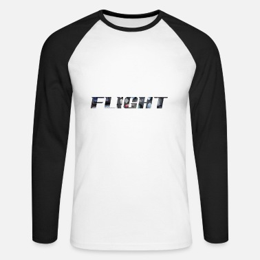 Flight Flight - Men's Long Sleeve Baseball T-Shirt