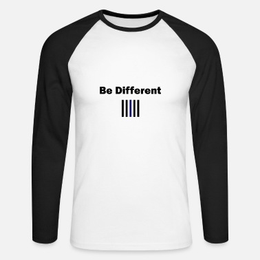 Motto motto - Men's Long Sleeve Baseball T-Shirt