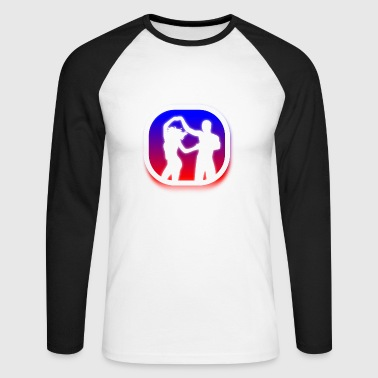 Dancer dancers - Men's Long Sleeve Baseball T-Shirt
