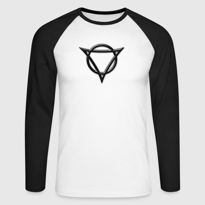 AUM, strength and radiance, Antares symbol system, - Men's Long Sleeve Baseball T-Shirt
