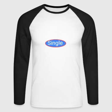 Single - T-shirt baseball manches longues Homme