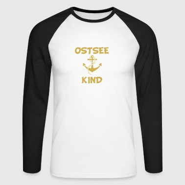 Baltic Sea 2 - Men's Long Sleeve Baseball T-Shirt