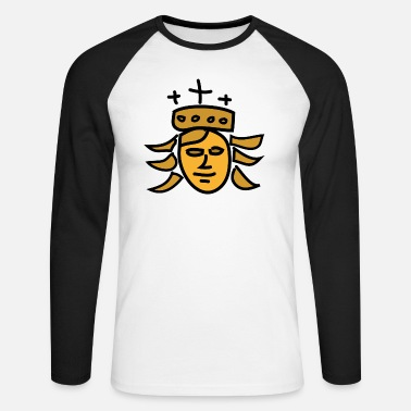 Count Royal Royal - Men's Long Sleeve Baseball T-Shirt