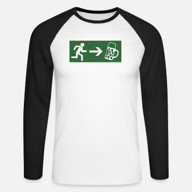 Nødutgang ØL – T skjorta.no