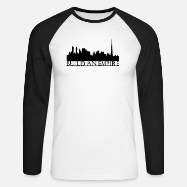 Build an empire - T-shirt manches longues baseball Homme