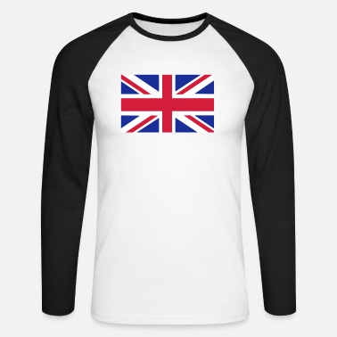 Uk UK - Men's Longsleeve Baseball T-Shirt
