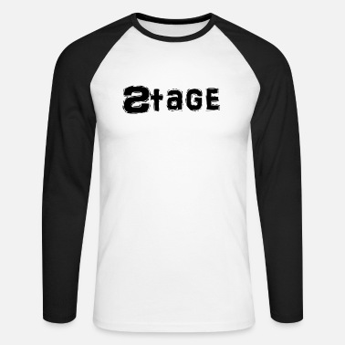 Stage Stage - Men's Longsleeve Baseball T-Shirt