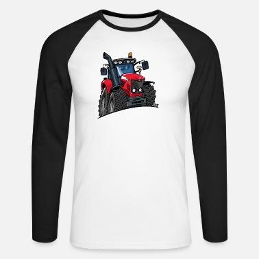 massey ferguson t-skjorte
