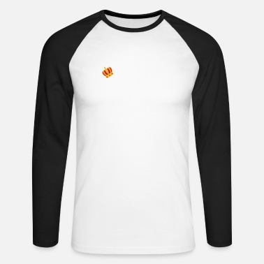 BRUDI brother Bratan's mate - Men's Longsleeve Baseball T-Shirt