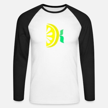 Fruit Fruit - Men's Longsleeve Baseball T-Shirt