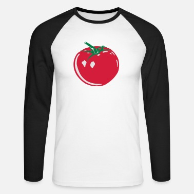 Tomate - T-shirt manches longues baseball Homme