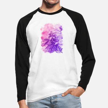 Haze Purple Haze - Men's Longsleeve Baseball T-Shirt