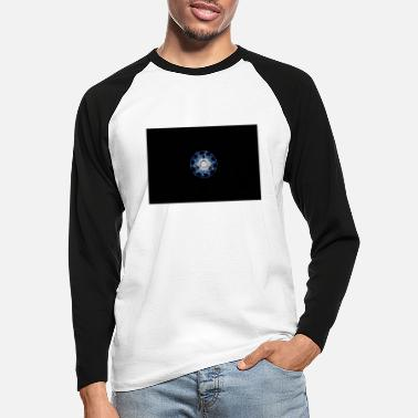 Ironman Ironman Arc Reactor - Men's Longsleeve Baseball T-Shirt