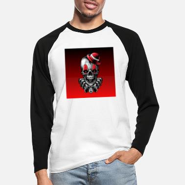 Clown Clown - Men's Longsleeve Baseball T-Shirt