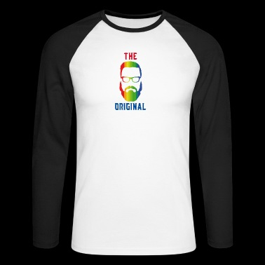 THE ORIGINAL! - Men's Long Sleeve Baseball T-Shirt
