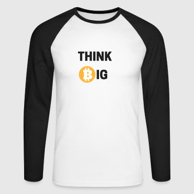 Think Big - T-shirt baseball manches longues Homme