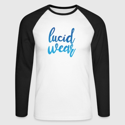 Lucid Wear - Men's Long Sleeve Baseball T-Shirt