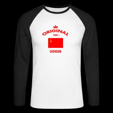 Ussr original - Men's Long Sleeve Baseball T-Shirt