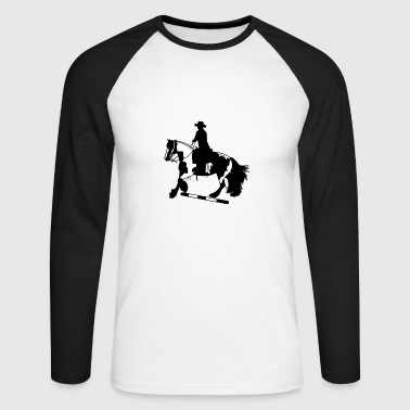 Tinker galop I Stange - T-shirt baseball manches longues Homme
