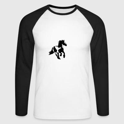 Tinker Galop II - T-shirt baseball manches longues Homme