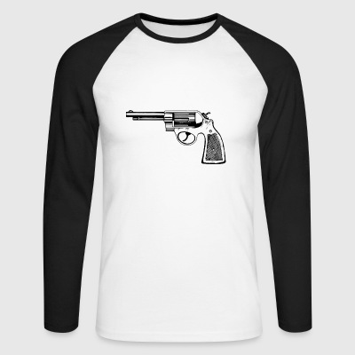 revolver - Men's Long Sleeve Baseball T-Shirt