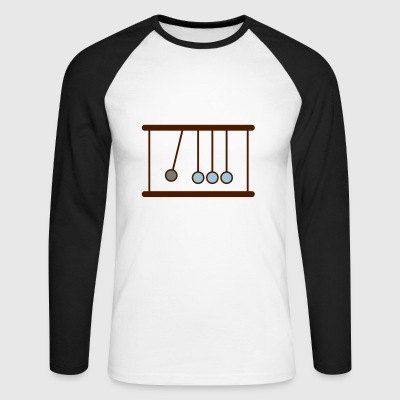 chemistry - Men's Long Sleeve Baseball T-Shirt