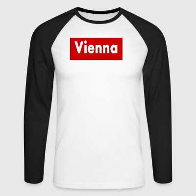 vienna - T-shirt baseball manches longues Homme
