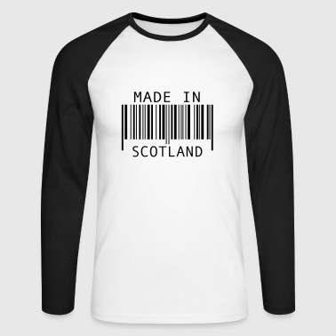 Made in Scotland - Men's Long Sleeve Baseball T-Shirt